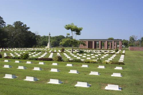 41. Labuan War Cemetery 2