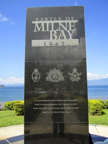 Milne Bay Memorial (NXPowerLite)