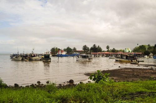 Milne Bay small boat harbour (NXPowerLite)